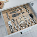 in drawer utensil insert
