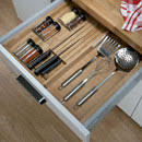 in drawer utensil storage